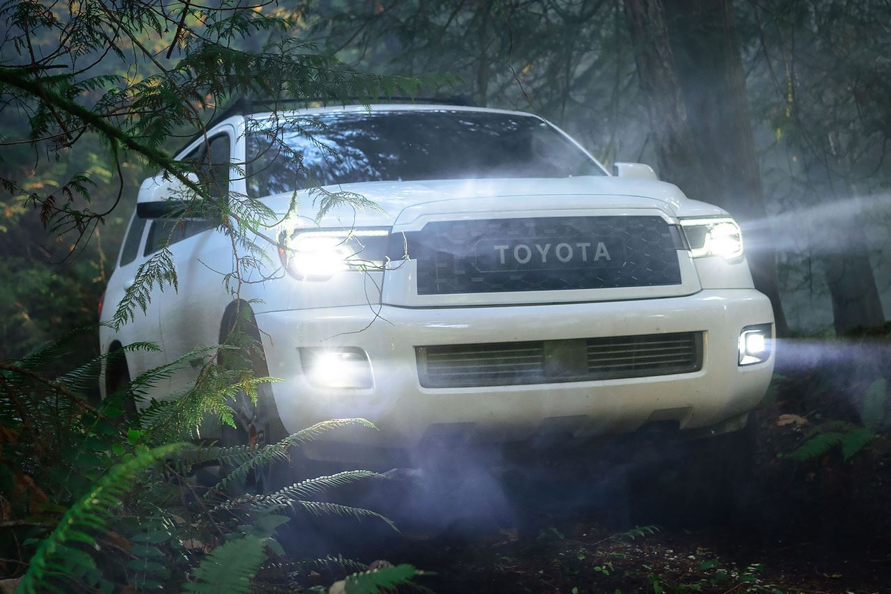 Adla Store 2020 Toyota Sequoia Trd Pro Suv